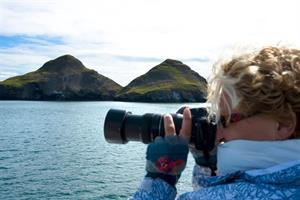 Excellent opportunities for bird watching and taking photographs