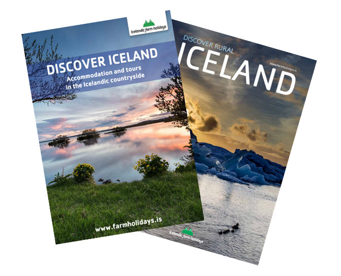 Brochures 2015 Icelandic Farm Holidays