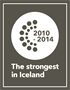 The strongest in Iceland 2014
