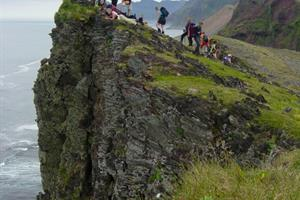 Mjóeyri offers a variety of guided hiking tours in the beautiful nature of Eskifjörður and surrounding areas