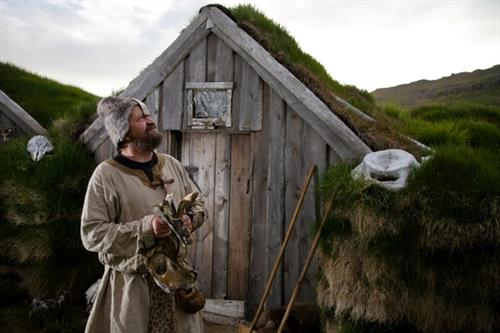 Klúka house, Witchcraft and Sorcery Museum in Strandir area