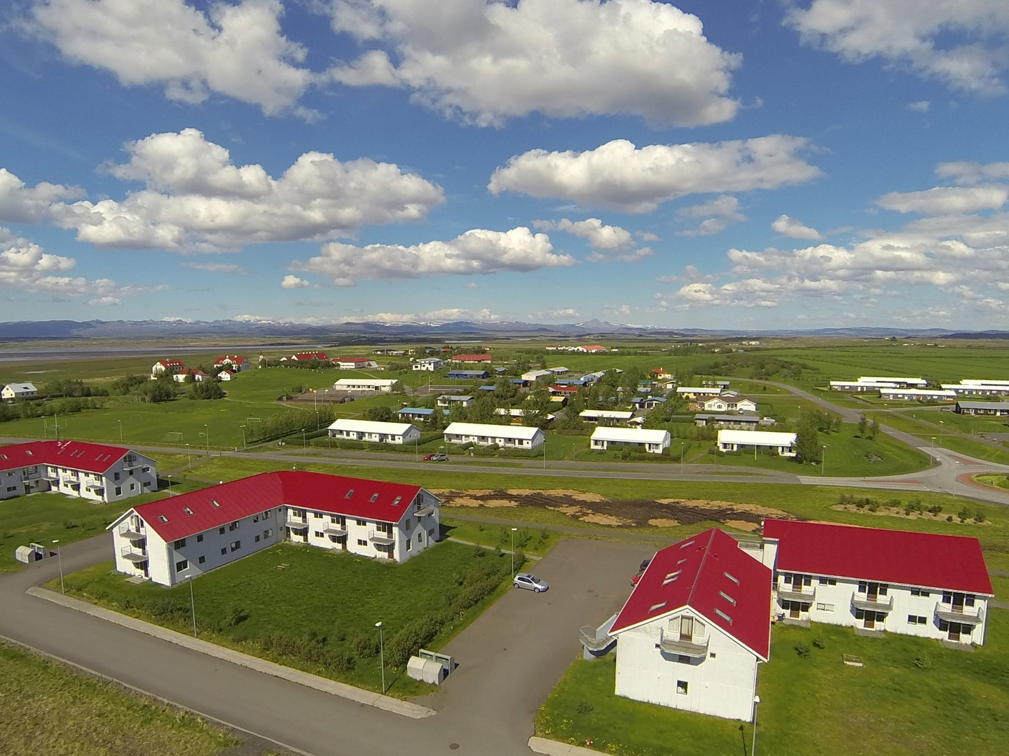 Hotel Sól in West Iceland