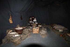 Exhibition of the outlaws in Ódáðahraun