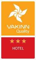 VAKINN certification 3 star hotel