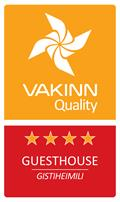 VAKINN certification 4 star guesthouse