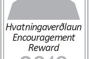 Encouragement reward - by staff of Hey Iceland