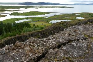 Þingvellir nationa park - South
