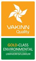 VAKINN Gold class environmental