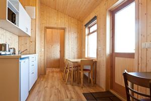 Kitchenette in the Sunset Cottage