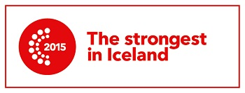 The strongest in Iceland