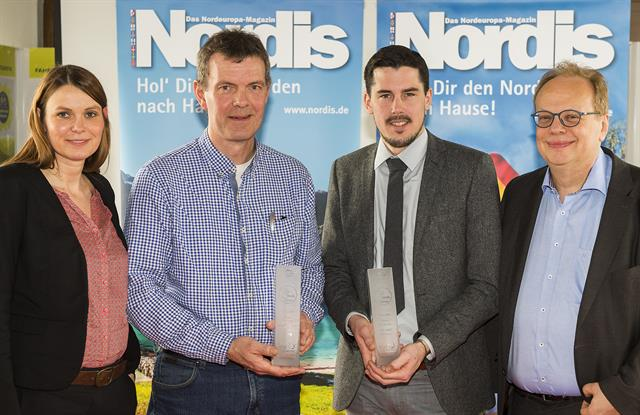 Nordis Travel Award
