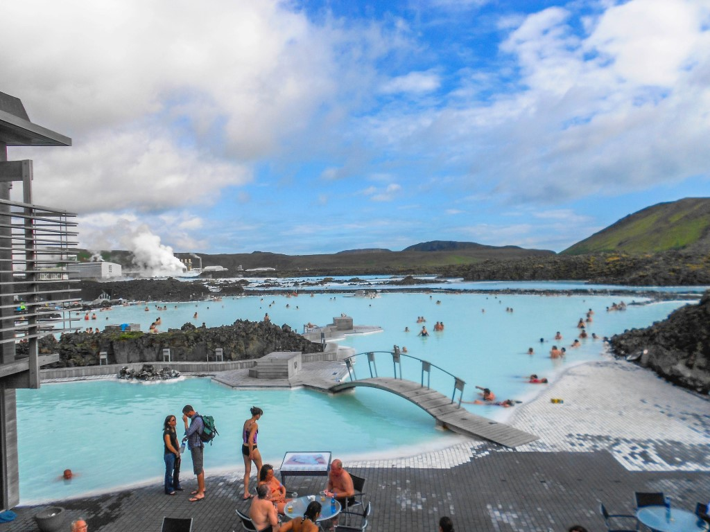 Relax in Iceland | Blue lagoon