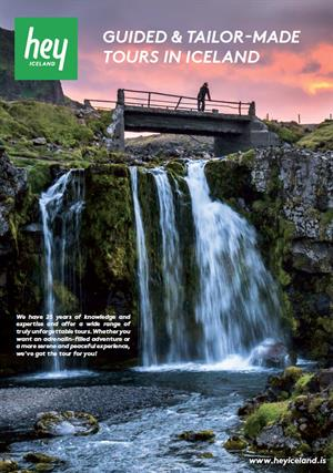 Brochure - Guided & tailor-made tours in Iceland