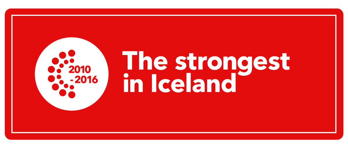 Hey Iceland is one of Iceland´s strongest companies