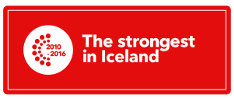 The strongest in Iceland 2015