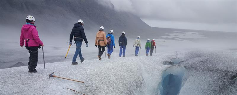 Glacier Adventure on Vatnajökull Glacier