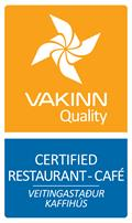 VAKINN certification Restaurant - Café