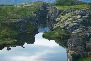 National Park in Thingvellir
