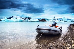 Zodiac Tour in the Glacier Lagoon