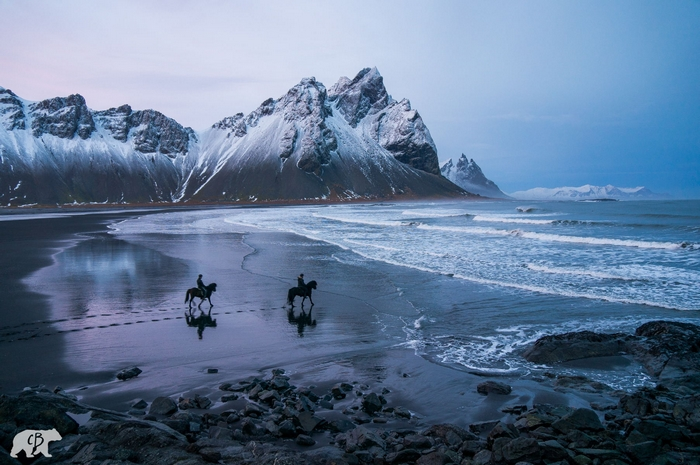 Chris Burkard – Vestrahorn © Chris Burkard