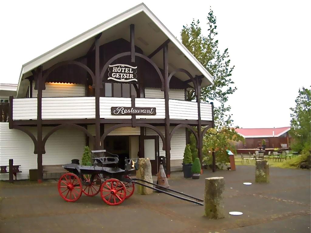 Litli Geysir Geysir Cottages