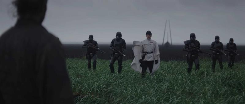 Rogue One - A Star Wars Story in Iceland