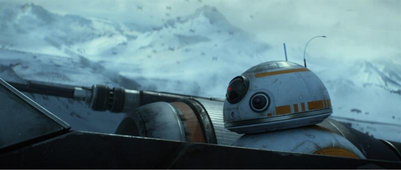 Star Wars - The Force Awakens in Iceland