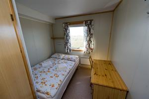 Economy double room with private bathroom