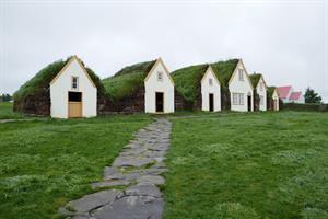 Glaumbær Turf Farmhouses