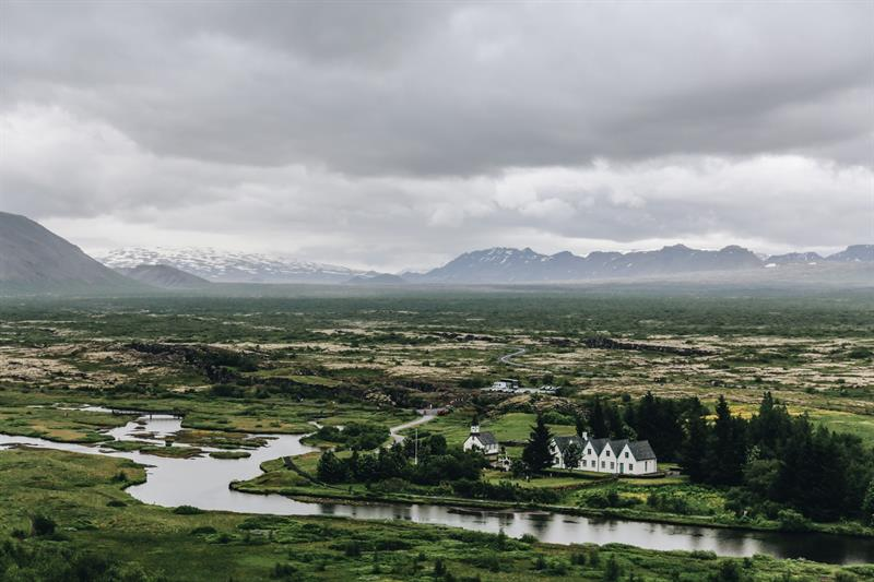 Golden Circle - Thingvellir