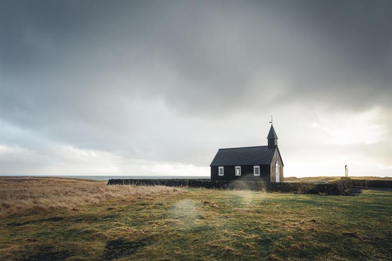 Búðakirkja Black Church