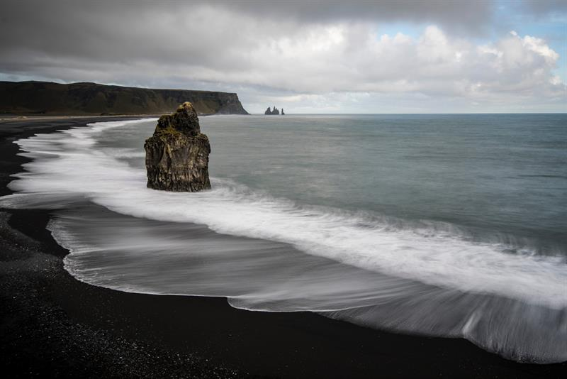 Dyrhólaey Black Sand Beach