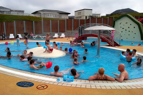 Top 20 Hot Springs and Swimming Pools in Iceland