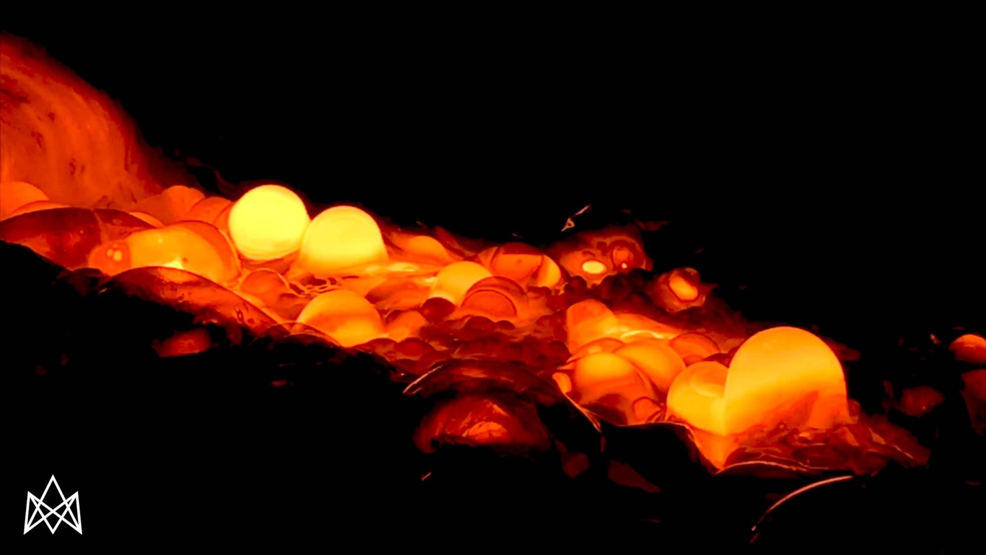 Icelandic Lava Show V 237 K