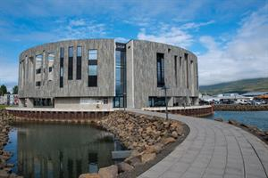 Hof Cultural and Conference Center in Akureyri
