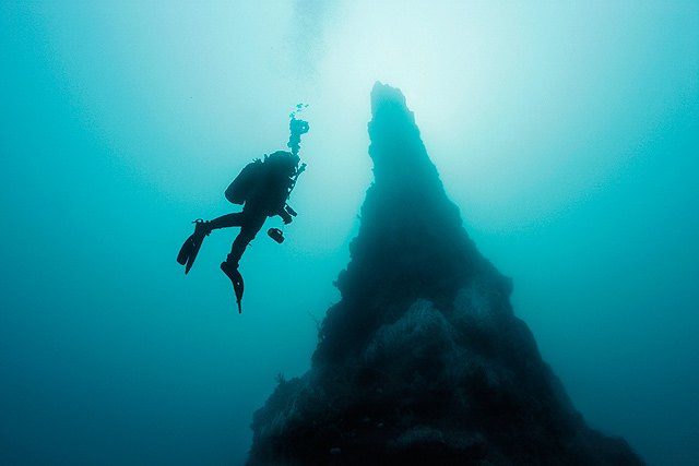Diving in Iceland - © Strýtan DiveCenter