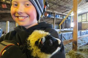 May marks the high lambing season