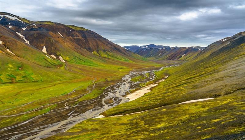 Thorvaldsdalur Valley Terrain Run - © northiceland.is