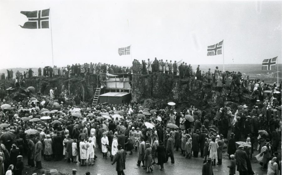 Iceland Independence Day 1944