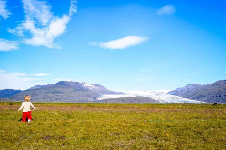 Best activities for families in Iceland