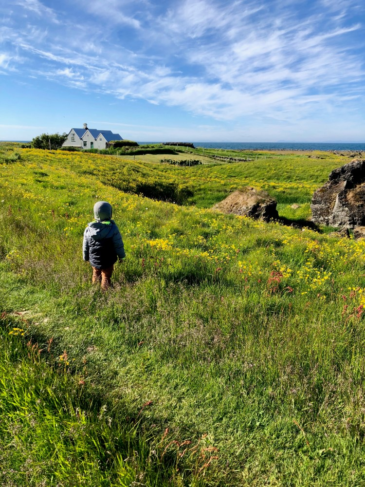 Tips for traveling in Iceland with a baby or toddler