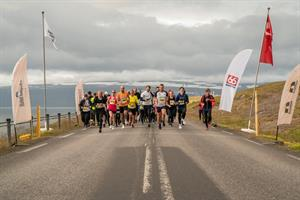 The Runners' Festival in the Westfjords