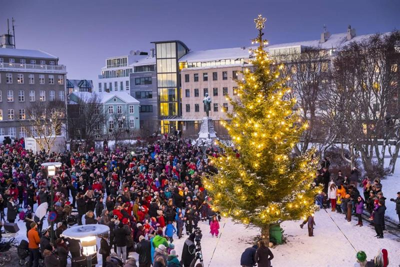 A Guide to Christmas in Reykjavik