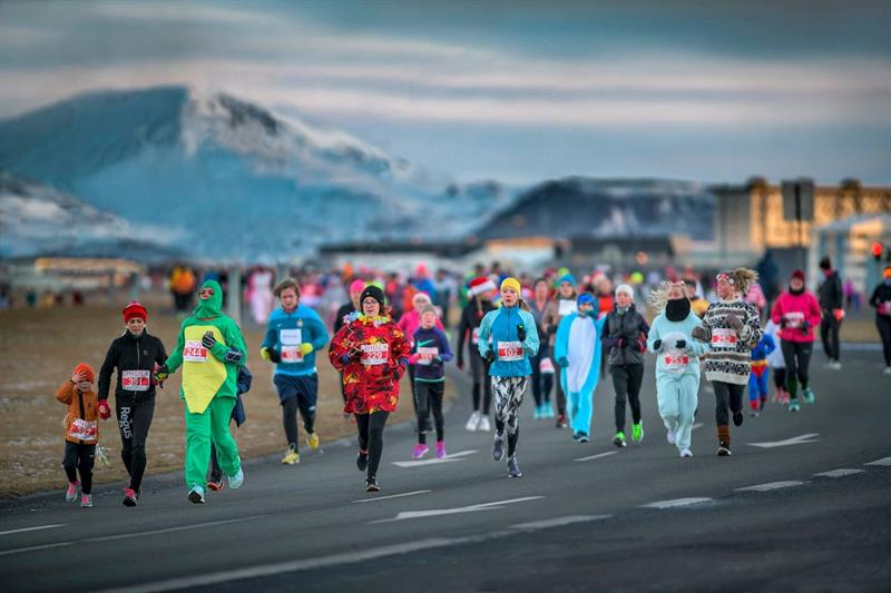 New Year's Eve Race in Iceland - Worldsmarathons
