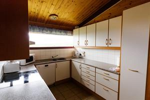 Kitchen in 6-10 pers. cottage