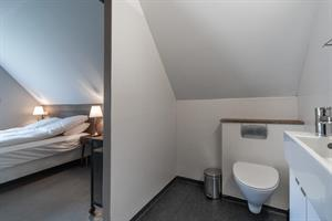 Economy- Double room with private bathroom.