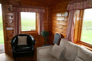 Cottage in category C, accommodating four persons
