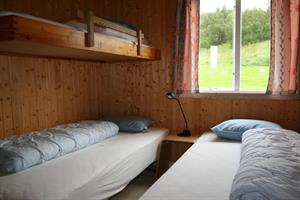 Four person cottage with two bedrooms