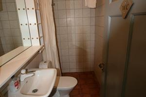 Bathroom of the seven person apartment