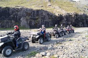 ATV tours available during summer